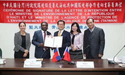 La coopération Haïtiano-Taïwanaise se renforce sur la protection environnementale 53