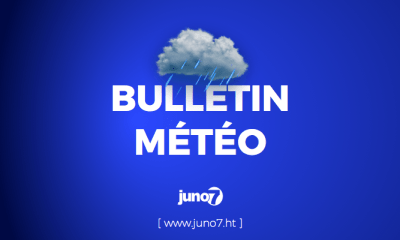 Haïti la météo tous les jours sur juno7
