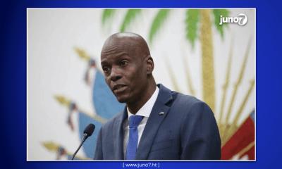 Ce qu'il faut retenir du discours du Président Jovenel Moïse devant le Parlement à l'occasion de l'ouverture de la première session ordinaire de l'année législative 2018 42