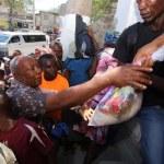 Gouvènman Repiblik la a travè FAES Mobilize jounen jedi 29 mas 2018 la anpil resous pou pote Panye Solidarite ak Kantin Mobil nan fwaye ki pi defavorise yo 27