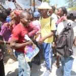 Gouvènman Repiblik la a travè FAES Mobilize jounen jedi 29 mas 2018 la anpil resous pou pote Panye Solidarite ak Kantin Mobil nan fwaye ki pi defavorise yo 29