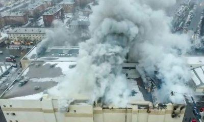RUSSIE : Incendie meurtrier, Vladimir Poutine dénonce une négligence criminelle 29