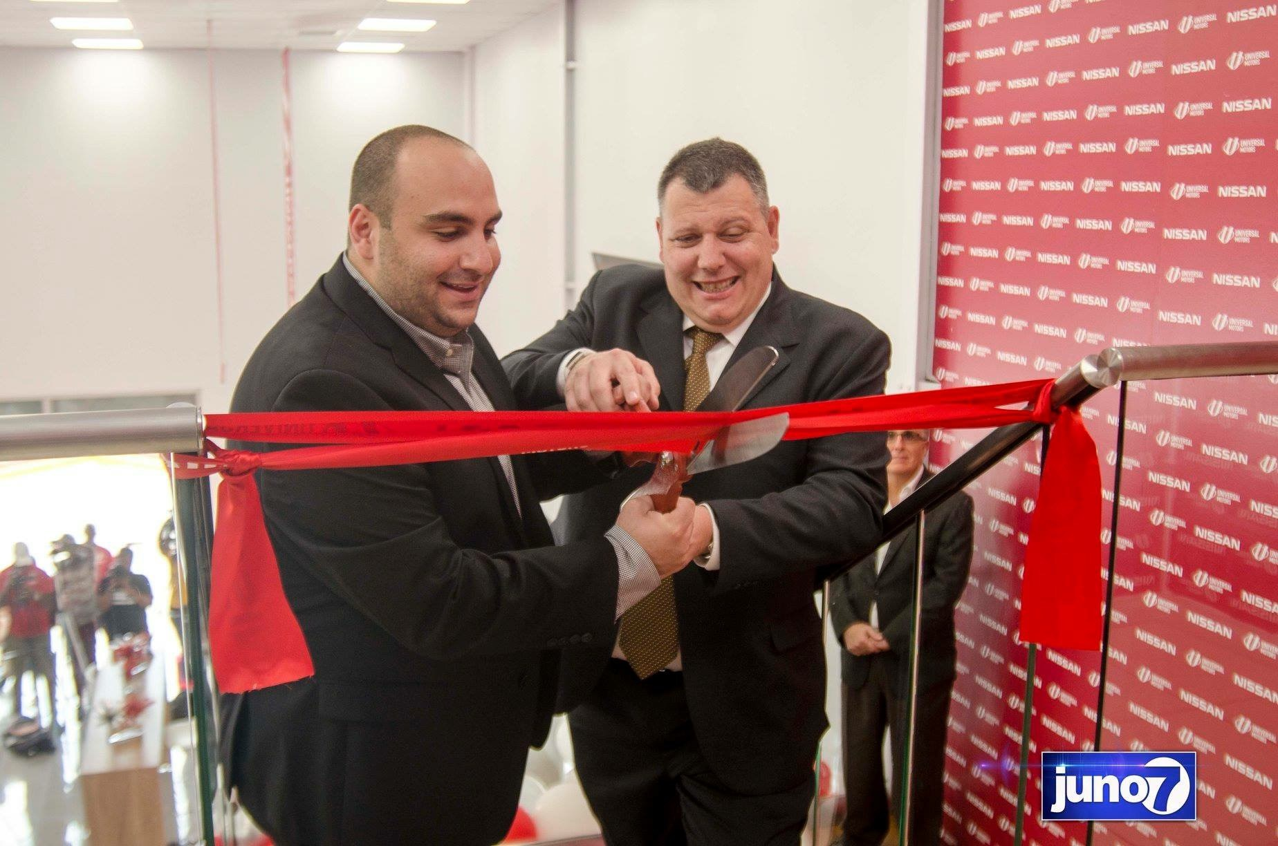 La Nissan Universal Motors inaugure le plus grand showroom de la caraïbe et de l'Amérique latine