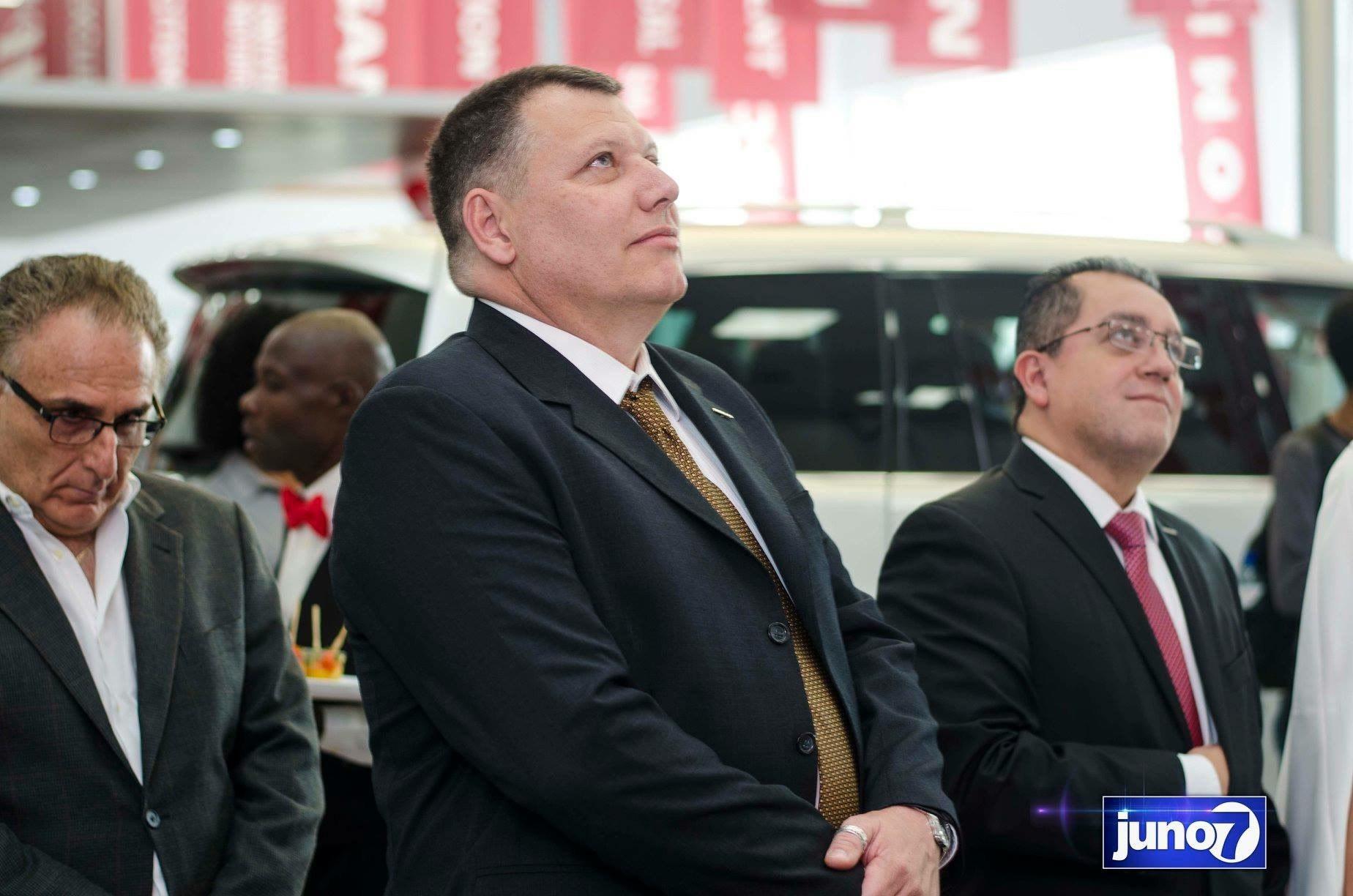La Nissan Universal Motors inaugure le plus grand showroom de la caraïbe et de l'Amérique latine 32