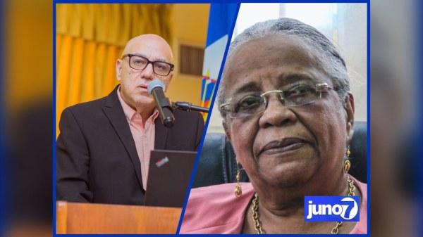 Réginald Boulos salue la position de Mirlande Manigat sur la durée du mandat de Jovenel Moïse