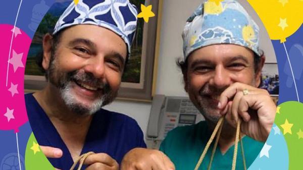 Joyeux anniversaire de naissance aux docteurs Bitar