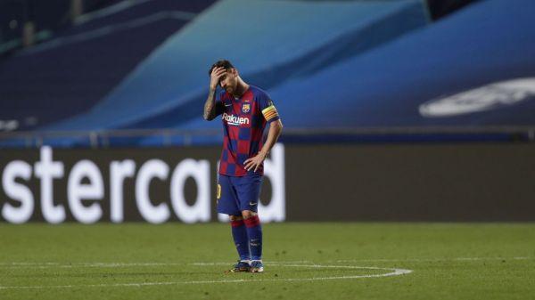 La débâcle du Barça, battu 8 à 2 par le Bayern Munich