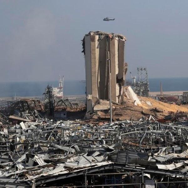 Beyrouth: plus de 110 morts, 4 000 blessés, la communauté internationale apporte son aide