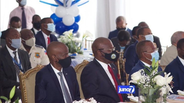 Jovenel Moïse attend de l'ULCC un combat sans merci contre la corruption