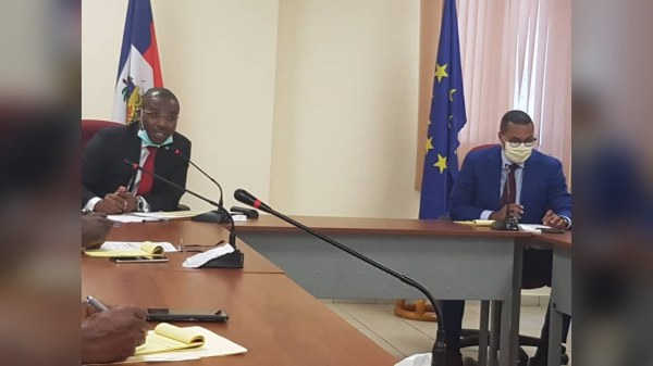 Covid-19: l'Union européenne travaille sur la réaffectation de 160 millions d'euros pour Haïti