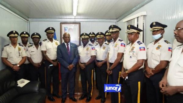 Des changements stratégiques au niveau du haut commandement de la PNH