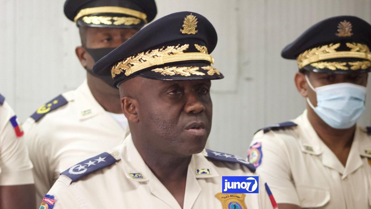 Opération policière à Village de Dieu: satisfait, Léon Charles promet de rétablir l'ordre
