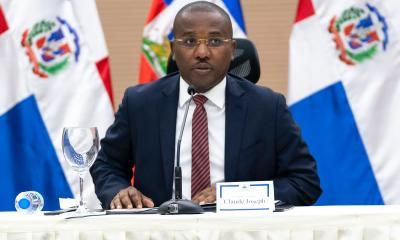 En tournée en République dominicaine, Claude Joseph défend les projets du président et la cause des étudiants