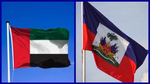 Covid-19: Haïti parmi les bénéficiaires du don des Emirats arabes Unis