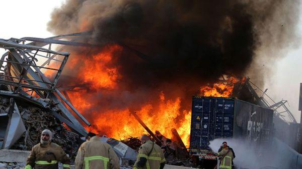 Bilan partiel des explosions de Beyrouth (#Liban): 27 morts et 2500 blessés