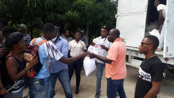 5 mille kits alimentaires distribués par le FAES durant le week-end écoulé