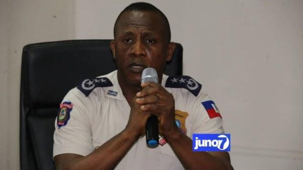 Rameau Normil prévoit des sanctions pour les policiers qui portent une cagoule sans autorisation