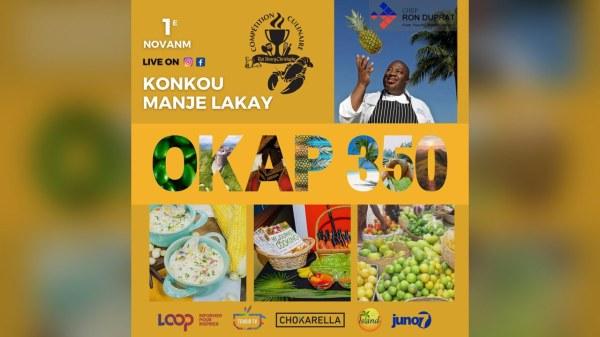 Compétition culinaire Roi Henry Christophe: la deuxième édition prévue le 1er novembre prochain