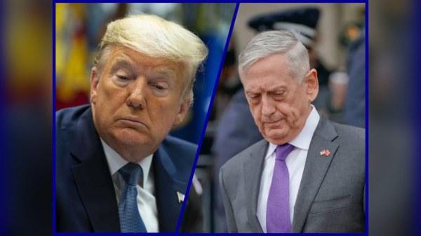 Donald Trump accusé de «diviser» l'Amérique en ces temps de crise
