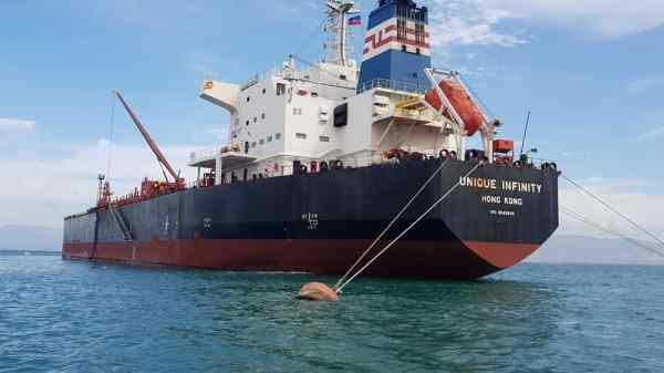 250 000 barils de diesel sont arrivés en Haïti selon le DG du BMPAD
