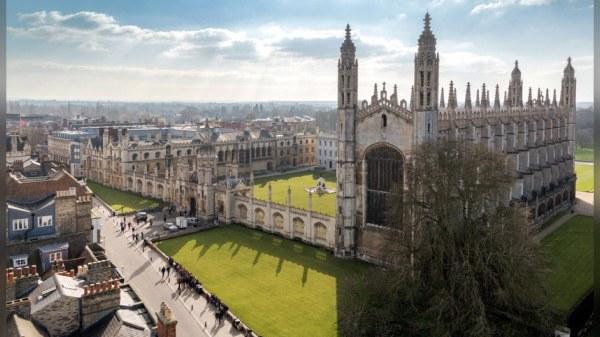 Covid-19: l'université de Cambridge tiendra toutes ses classes en ligne