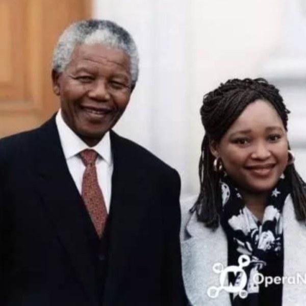 La fille de Nelson Mandela est morte