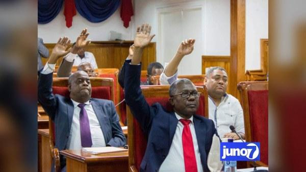 """""""Le budget du parlement n'est pas injustifié"""", estime le sénateur Jean Rigaud Belizaire"""