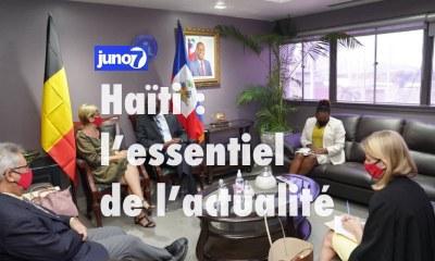 Haïti: l'essentiel de l'actualité du mardi 1er décembre 2020