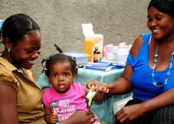 AKSYON, un programme de l'USAID contre la malnutrition qui s'étend sur 138 communes d'Haïti