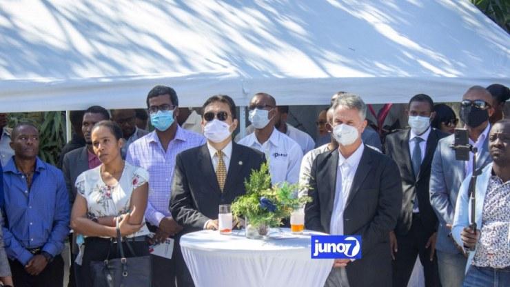 "La firme de consultation ""Haïti Efficace"" inaugure son nouveau local"