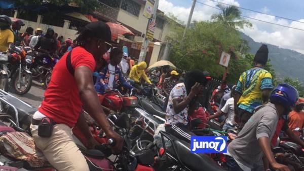 Tension à Port-au-Prince