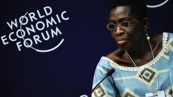 L'africaine Antoinette Sayeh prend fonction au poste de No 2 de la FMI