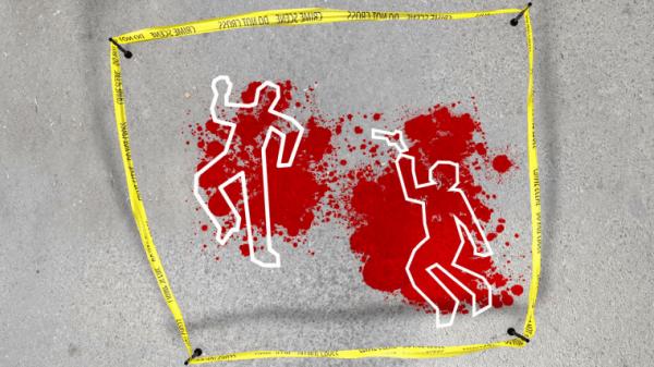 Crime , assassinat , tué