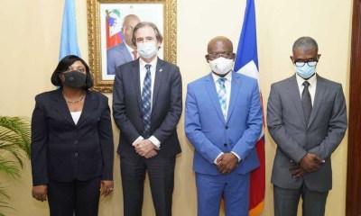 Le gouvernement et le système de l'ONU signent un accord sur la réalisation des élections