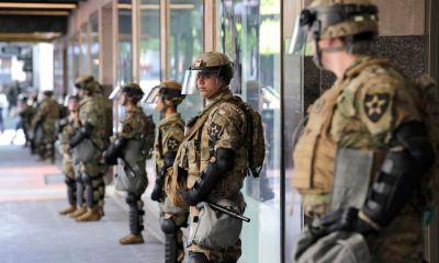 ÉTATS-UNIS : Plus de 20 000 soldats de la Garde nationale seront attendus à Washington pour l'inauguration