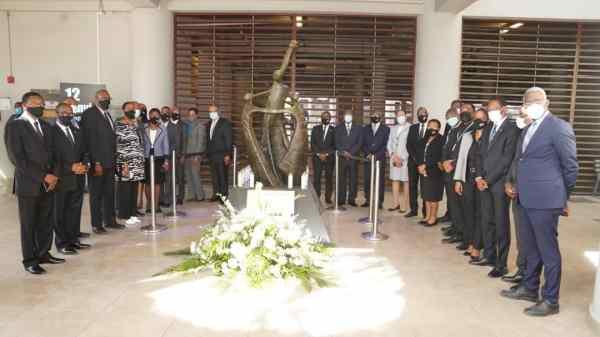 12 janvier 2010: 11 ans après, la BRH se souvient de ses morts