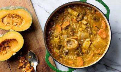"""La """"soupe de Giraumon"""" officiellement classé dans le patrimoine culturel haïtien.-"""