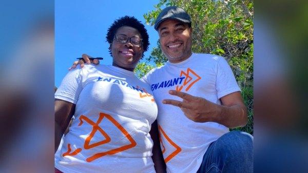 Tardieu lance « EN AVANT » dans les Nippes à partir de la ville d'Anse-à-veau
