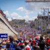 Marche contre la dictature et l'insécurité: une vraie démonstration de force