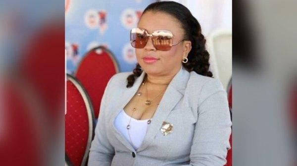 Accusée d'avoir récupéré Junior Augusma et les dominicaines kidnappés, Magalie Habitant ne dément pas