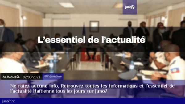 Haiti: L'essentiel de l'actualité du mardi 2 mars 2021