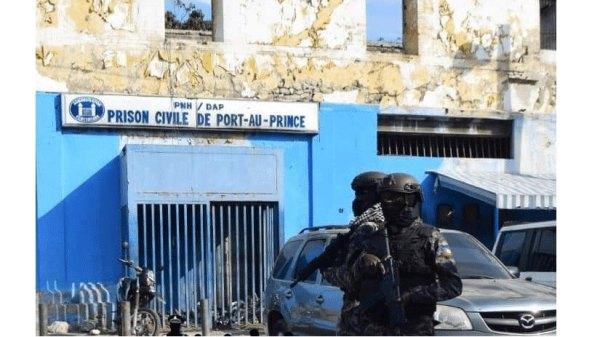 Département d'État Américain : Environ 1000 prisonniers haïtiens souffrent de malnutrition aiguë