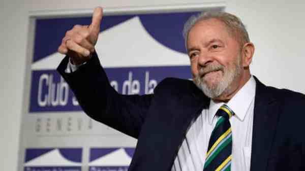 Brésil: annulation des condamnations de l'ex-président Luiz Inacio Lula da Silva