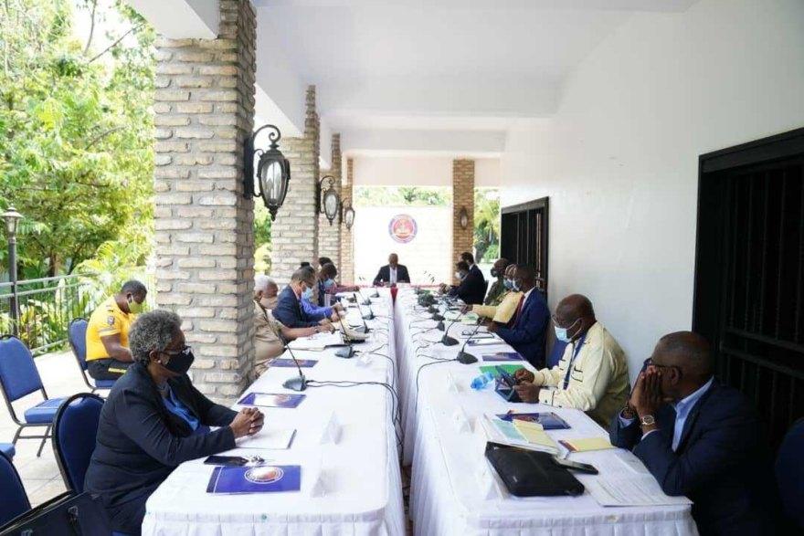 Le PM Jouthe a lancé un groupe de travail sur la réduction de la violence communautaire