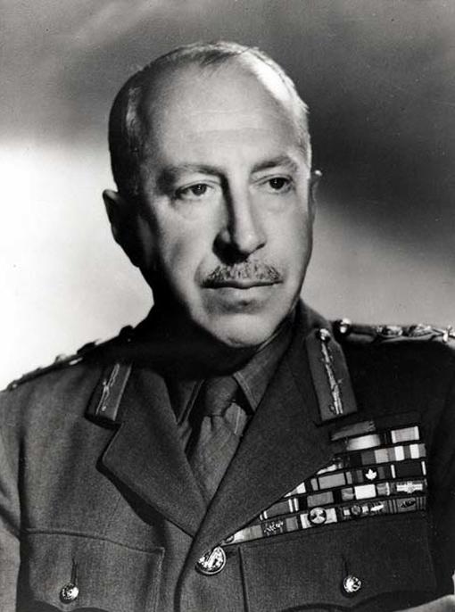 General H.D.G. Crerar.