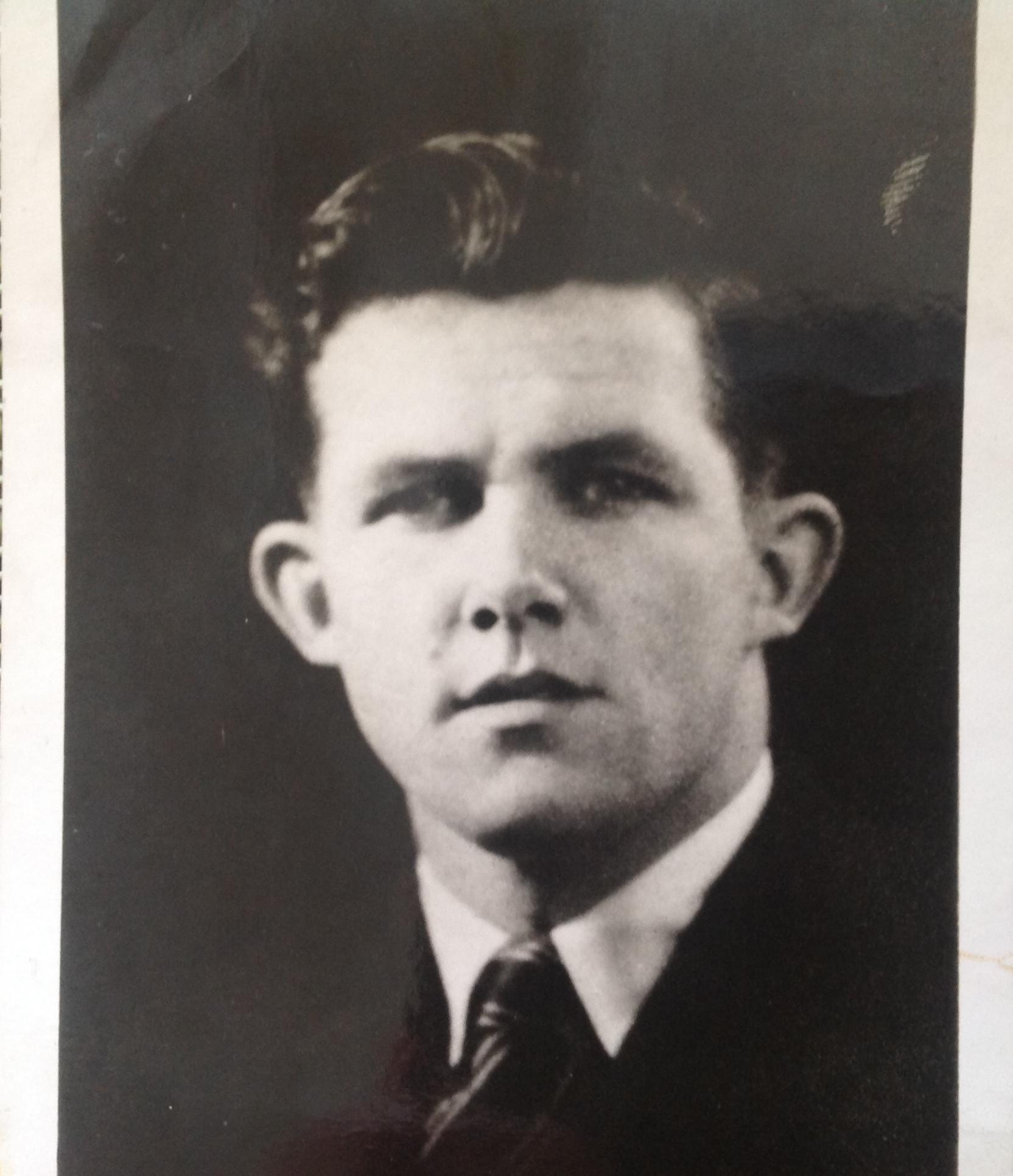 Harold Daley
