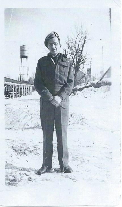 Photo 1 - Ray Jamieson - Soldier