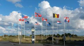 flags on Nov10