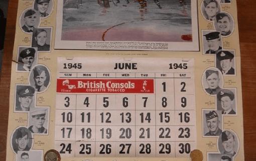 Toronto Maple Leafs calendar