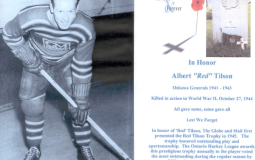 Winnipeg Evening Tribune clipping of Canadian soldier killed in action